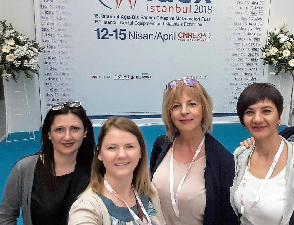 Poseta sajmu stomatološke opreme i materijala u Istanbulu